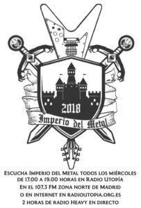 Imperio del Metal @ Radio Utopía | Comunidad de Madrid | España