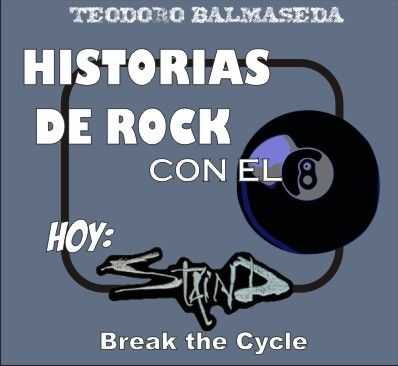 Staind: Break the Cycle (HR8)ç