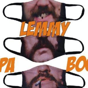 Pekeño Ternasko 298: Lemmy TapaBocas