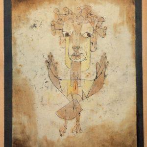Angelus Novus: Arte para cambiar el Mundo