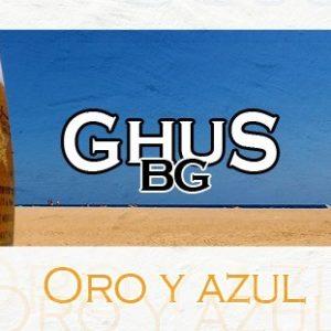 Pekeño Ternasko 317: Oro y Azul: Ghus BG