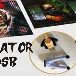Pekeño Ternasko 324: Kreator USB