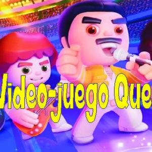 Pekeño Ternasko 373: Video-juego Queen
