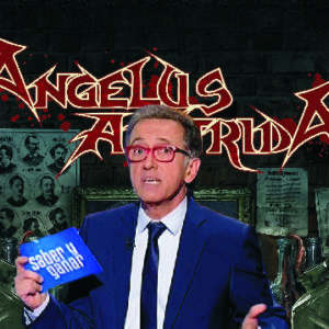 Pekeño Ternasko 407: Angelus Hurtado