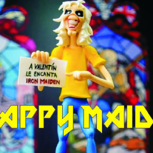 Pekeño Ternasko 408: Happy Maiden